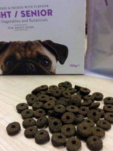 Отзыв о корме Пикколо для собак