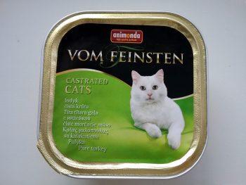 Отзыв о корме для кошек Animonda Vom Feinsten