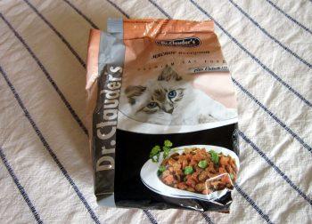 Отзывы о корме для кошек Dr Сlauder's