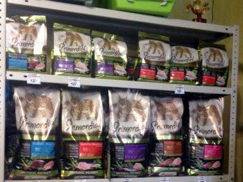Отзывы о корме для кошек Primordial