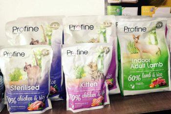 Отзывы о корме для кошек Profine