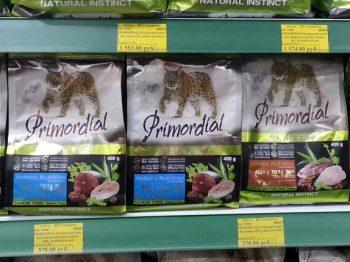 Отзывы о корме для котов Primordial