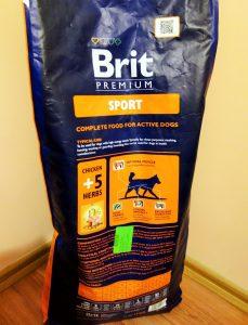 Отзывы о корме для собак Brit Premium