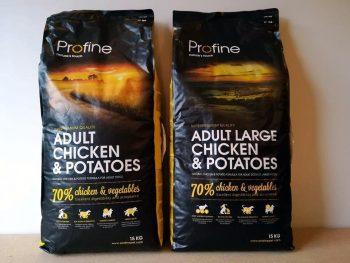 Отзывы о корме для собак Profine