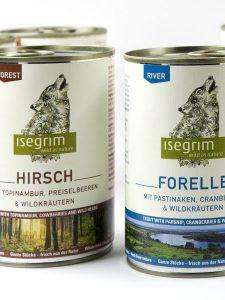 Влажный корм для собак Isegrim
