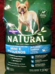 Корм Гуаби Натурал для мелких пород собак