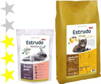 Корм для кошек Estrudo