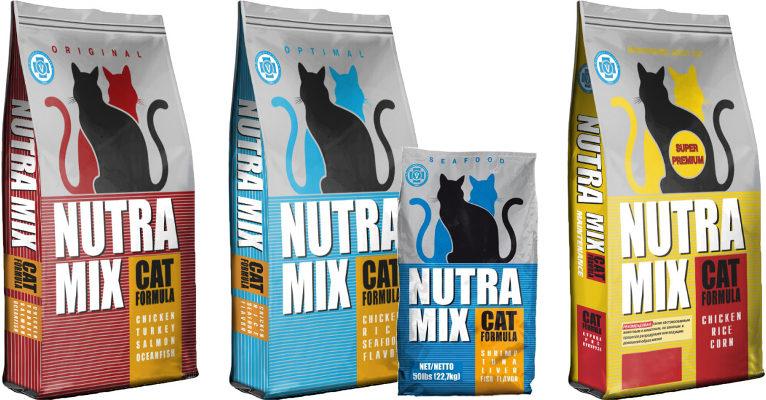 Корм для кошек Nutra Mix - отзывы