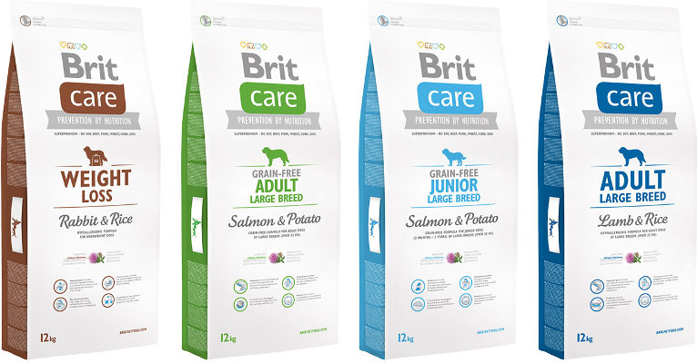 Корм для собак Brit Care - отзывы