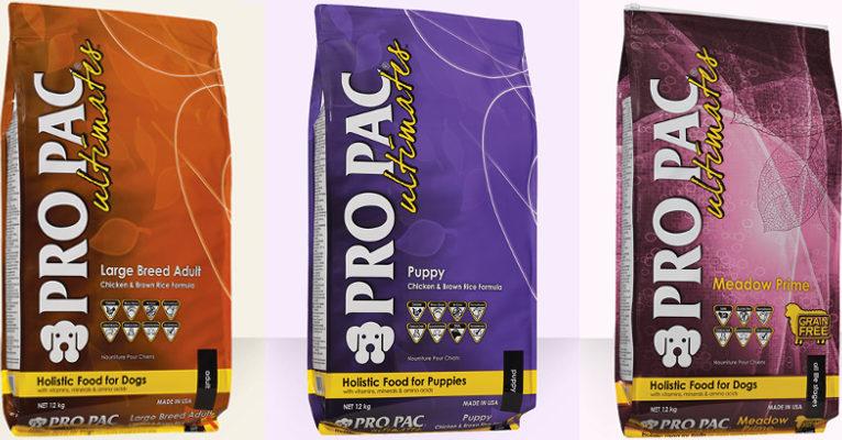 Корм для собак Pro Pac - отзывы
