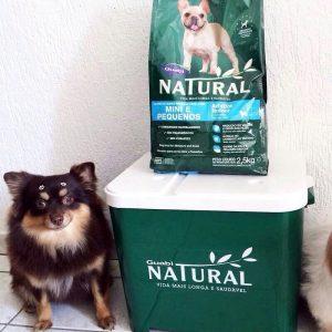 Отзывы о корме для собак Guabi Natural