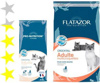 Корм для кошек Flatazor
