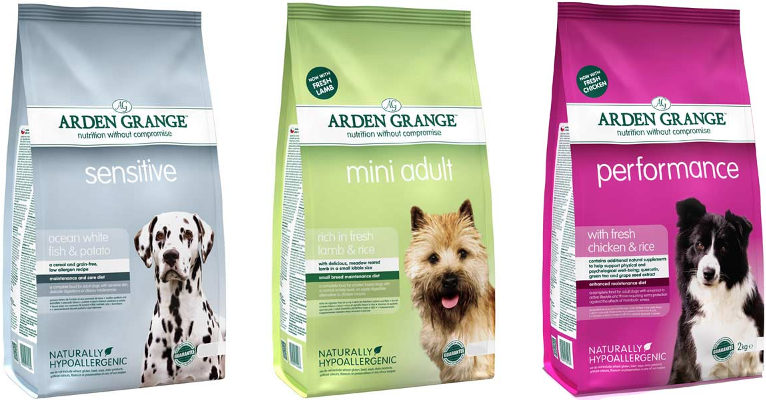 Корм для собак Arden Grange - отзывы
