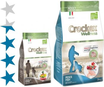 Корм для собак Crockex Wellness