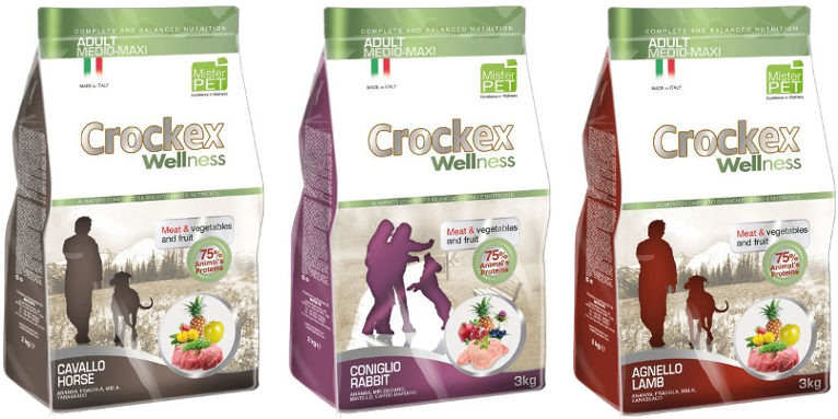 Корм для собак Crockex Wellness - отзывы