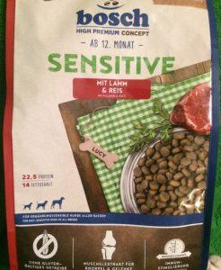 Отзывы о корме Bosch для собак с чувствительным пищеварением