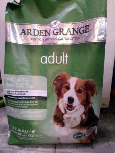 Отзывы о корме для собак Arden Grang