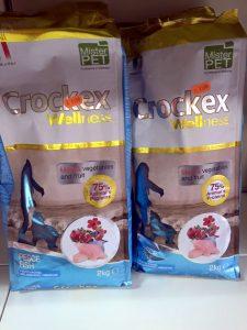 Сухой корм Crockex Wellness