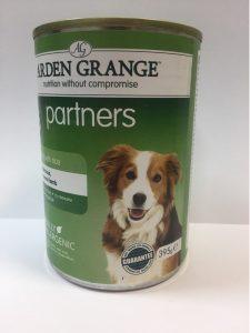 Влажный корм Arden Grange для собак