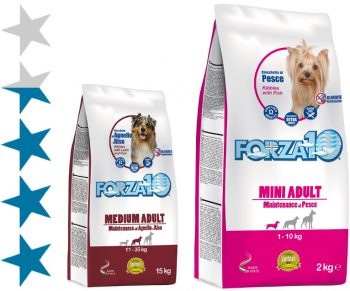 Корм для собак Forza10