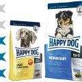 Корм для собак Happy Dog: отзывы и разбор состава