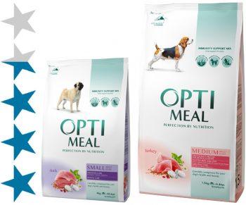 Корм для собак Optimeal
