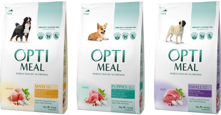 Корм для собак Optimeal - отзывы