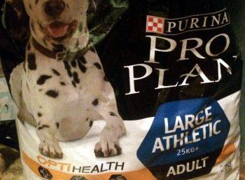 Отзыв о корме Про План для собак