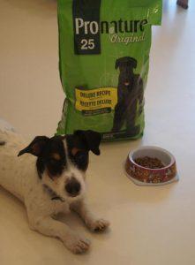 Отзыв о корме для собак Pronature Original