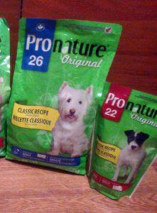 Отзывы о корме Pronature Original для собак