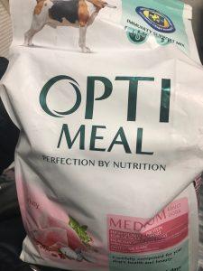 Отзывы о корме для собак Optimeal