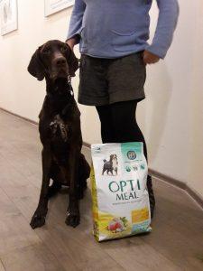 Отзывы о корме для собак Оптимил