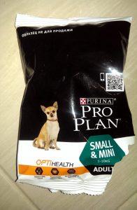 Отзывы о корме для собак Pro Plan