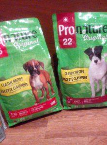 Отзывы о корме для собак Pronature Original