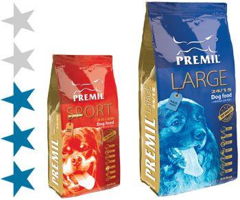 Корм для собак Premil