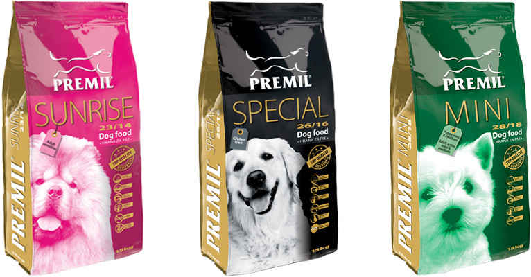 Корм для собак Premil - отзывы