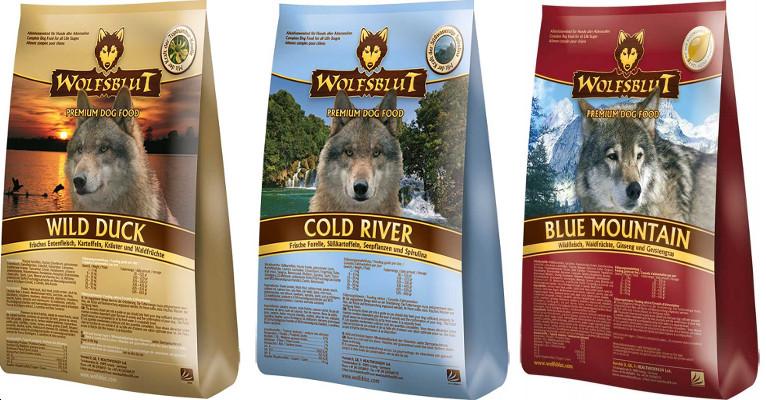 Корм для собак Wolfsblut - отзывы
