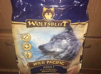 Отзыв о корме для собак Wolfsblut