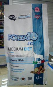 Сухой корм для собак Forza 10