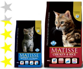 Корм для кошек Matisse