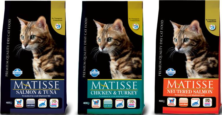 Корм для кошек Matisse - отзывы