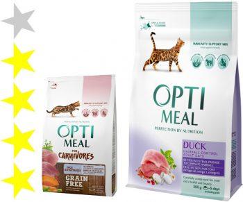 Корм для кошек Optimeal