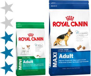 Отзывы о кормах для собак royal canin