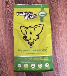 Сухой корм для собак Баркинг Хедс