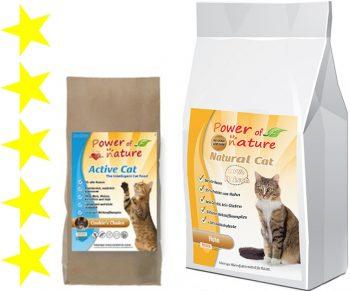 Корм для кошек Power of Nature