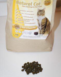 Отзывы о корме для кошек Power of Nature