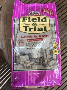 Отзывы о корме для собак Field & Trial