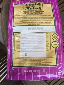 Отзывы о корме для собак Skinners Field & Trial