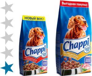 Корм для собак Chappi: отзывы, разбор состава, цена