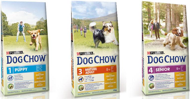Корм для собак Dog Chow - отзывы